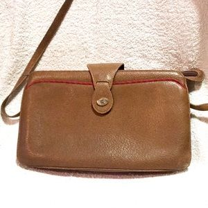 Vintage Gucci Accessory Collection Brown Purse